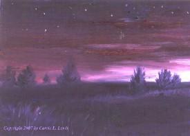 Landscape Study #141 2007