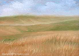 Landscape Study #143 2007