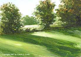 Landscape Study #144 2007