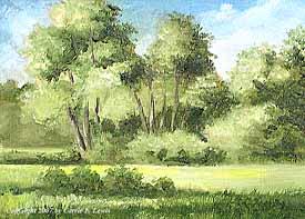 Landscape Study #150 2007