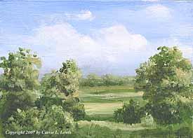 Landscape Study #152 2007
