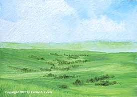 Landscape Study #154 2007