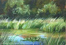 Landscape Study #162 2007