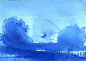 Landscape Study #186 2007