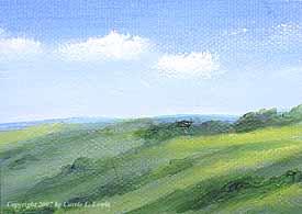 Landscape Study #192 2007