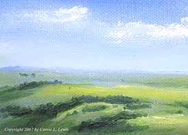 Landscape Study #193 2007
