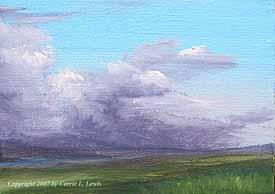 Landscape Study #198 2007