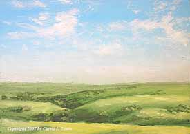 Landscape Study #234 2007