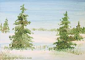 Landscape Study #238 2007