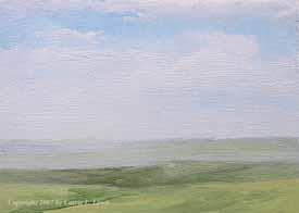Landscape Study #243 2007
