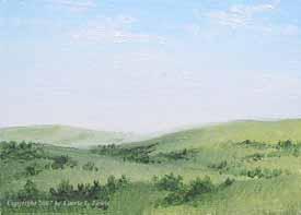 Landscape Study #247 2007