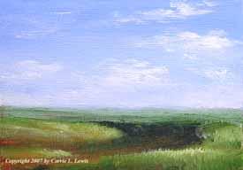 Landscape Study #275 2007