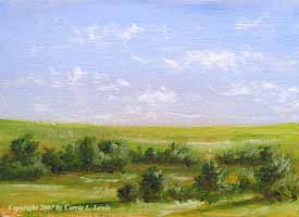 Landscape Study #276 2007