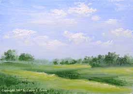 Landscape Study #280 2007