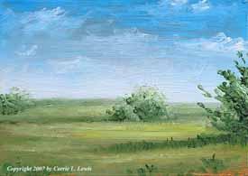 Landscape Study #282 2007