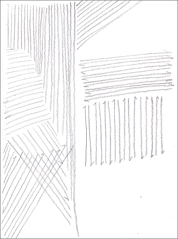 Freehand Line Drawing 03
