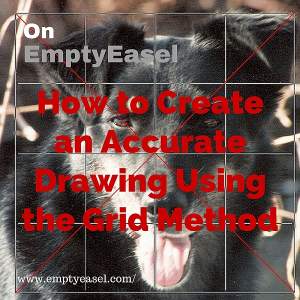 How to Create an Accurate Drawing Using the Grid Method