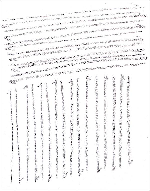 Freehand Line Drawing 01b