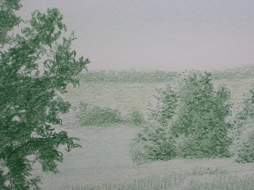 Green Landscape with Limepeel Added
