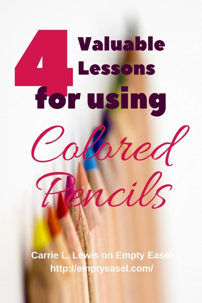 Valuable Lessons for Using Colored Pencils-3