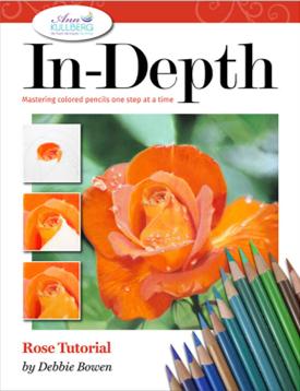 In-Depth Orange Rose Tutorial