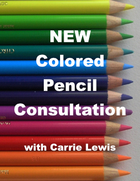 Colored Pencil Consultations